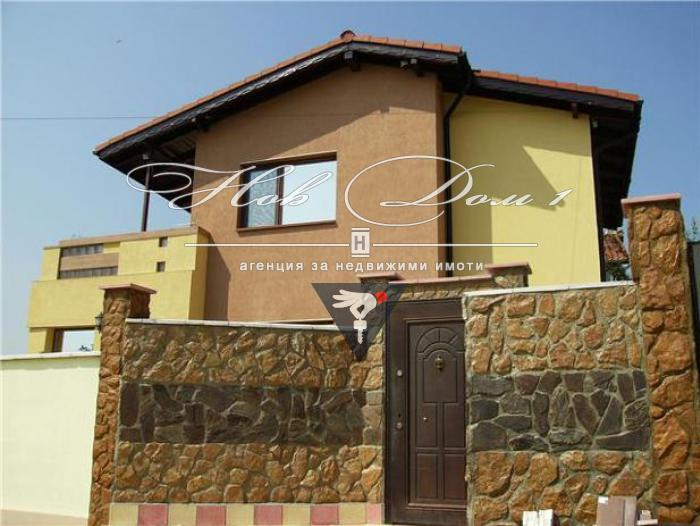House, Kranevo,   160 sq.m. , Yard: 2500 sq.m.